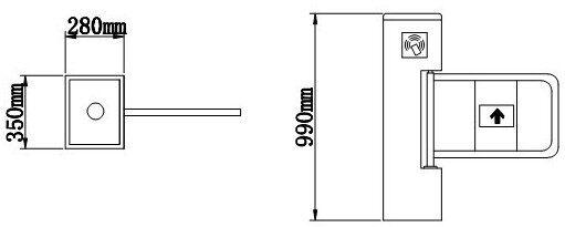 主要结构和配置 ◇标准机箱