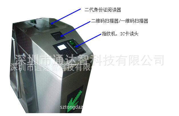通达智可视频对讲系统闸机功能