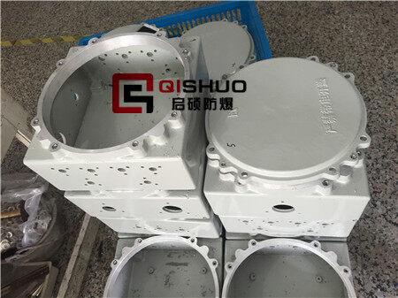 iic铸铝材质防爆接线箱
