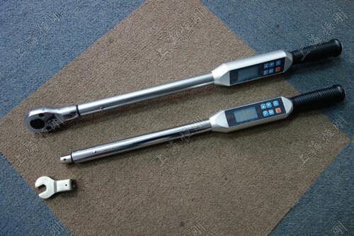 100-500N.m高精度数显力矩扳手图片