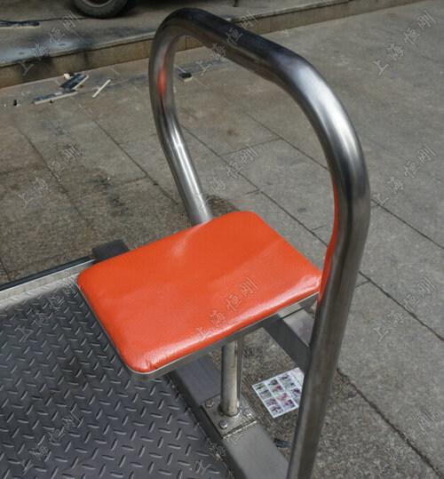 轮椅秤细节