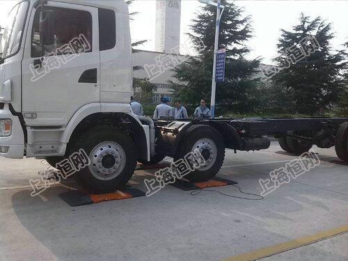 轴重汽车衡