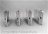 北京全自动桥式斜角翼闸速通门 门禁人脸指纹考勤机