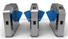 Y122高端通道翼闸电梯进出口智能翼闸翼闸安装尺寸